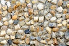 Le mur de roche Images libres de droits