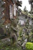 Le mur du temple asiatique Photo stock