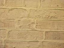 Le mur est jaune photographie stock