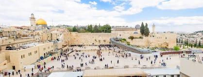 Le mur occidental Photo libre de droits