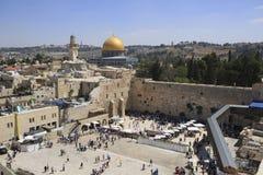 Le mur occidental Image libre de droits
