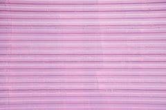Le mur rose de ciment de modèle images libres de droits