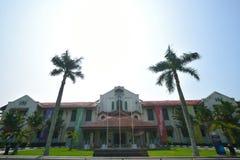 Le musée d'éducation nationale Images libres de droits