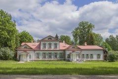Le musée d'Abramtsevo Image stock