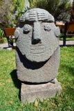 Le musée d'archéologie d'Ancash image libre de droits