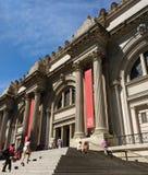 Le Musée d'Art métropolitain, réuni, New York City, Etats-Unis Photos libres de droits