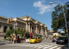 Le Musée d'Art métropolitain, réuni, New York City, Etats-Unis Images stock