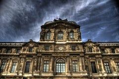 Le musée d'auvent Photographie stock