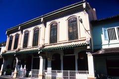 Le musée d'héritage de Nyonya de baba image stock