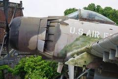 Le musée d'histoire militaire du Vietnam photographie stock libre de droits