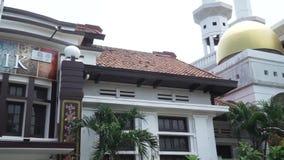 Le musée de batik dans la ville de Pekalongan clips vidéos