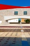 Le musée de collection de Berardo à Lisbonne Image libre de droits
