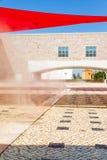 Le musée de collection de Berardo à Lisbonne Images libres de droits