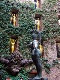 Le musée de Dali à Figueres, Espagne Photos stock