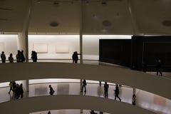 Le musée de Guggenheim de New York 25 Images libres de droits