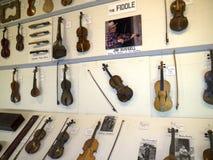 Le musée de l'Appalachia, Clinton, Tennesee, Etats-Unis image libre de droits