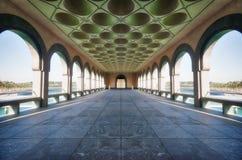 Le musée de l'art islamique, Doha, Qatar photo stock