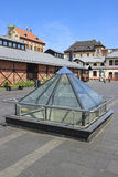 Le musée de l'ingénierie municipale à Cracovie, Pologne Photos libres de droits