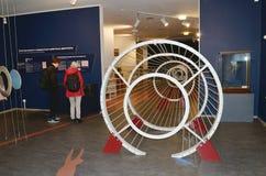 Le musée de la cosmonautique baptisé du nom de V P Glushko Photos libres de droits