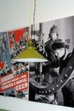 Le musée de la cosmonautique baptisé du nom de V P Glushko Photos stock