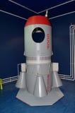 Le musée de la cosmonautique baptisé du nom de V P Glushko Image stock