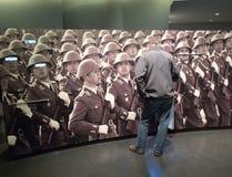 Le musée de la RDA à Berlin Images stock