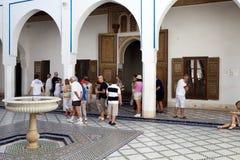 Le musée de Marrakech Image libre de droits