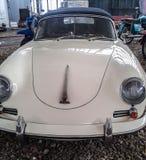 Le musée de rétros voitures dans la région de Moscou de la Russie Images stock