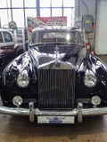 Le musée de rétros voitures dans la région de Moscou de la Russie Photo stock