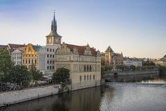 Le musée de Smetana à Prague, République Tchèque photos libres de droits