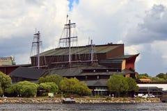 Le musée de Vasa Image libre de droits