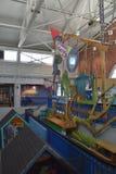 Le musée des enfants de découverte de port à Baltimore, le Maryland Images libres de droits