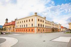 Le musée des syndicats, Iulia alba, la Transylvanie, Roumanie Photographie stock libre de droits