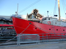 Le musée du sud 149 de port maritime de rue Images libres de droits