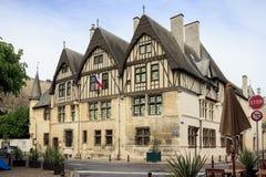 Le musée Le Verger à Reims images libres de droits
