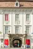 Le Musée National de Brukenthal Photographie stock