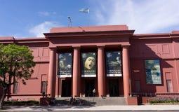 Le Musée National des beaux-arts à Buenos Aires image libre de droits
