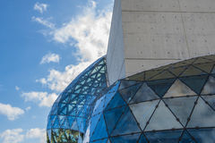 Le musée St Petersburg, la Floride, Etats-Unis de Salvador Dalà photo stock