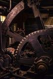 Le musée technique technologique baptisé du nom de Leonardo Da Vinci Department, eexposition est consacré au buil d'industrie lou photos libres de droits