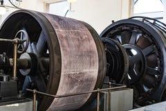 Le musée technique technologique baptisé du nom de Leonardo Da Vinci Department, eexposition est consacré au buil d'industrie lou image stock