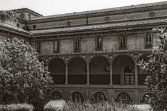 Le musée technique technologique baptisé du nom de Leonardo Da Vinci Department, eexposition est consacré au buil d'industrie lou images libres de droits
