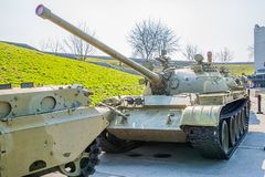 Le musée ukrainien d'état de la grande guerre patriotique Photo libre de droits