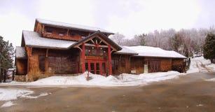 Le musée d'Adirondack Image libre de droits