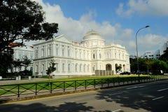 Le Musée National de Singapour Photographie stock libre de droits