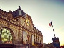Le Musee d ` Orsay obraz royalty free