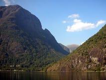 Le Nærøyfjord Images libres de droits