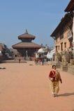 Le Népal 2011 Photographie stock libre de droits