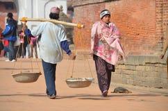 Le Népal 2011 Image libre de droits