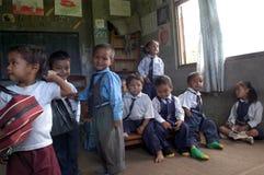 Le Népal la vallée de Katmandou image stock