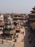 le Népal patan Photos libres de droits